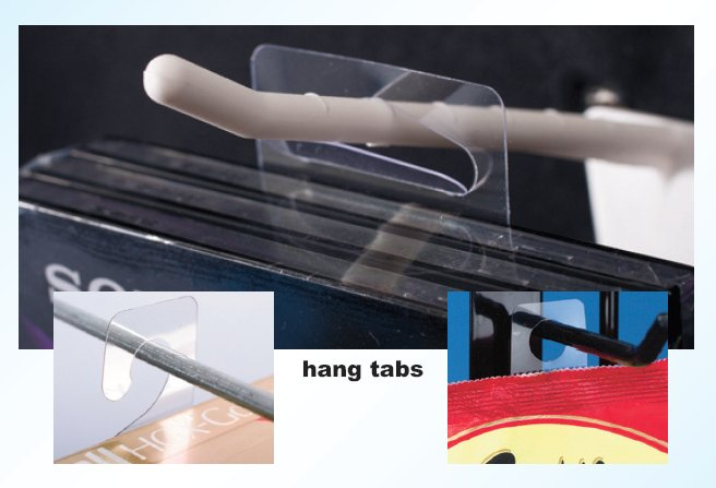 Hang Tabs & Inventory Control