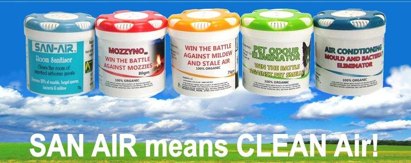 CLEAN AIR SOLUTIONS