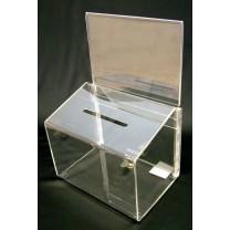 Acrylic Ballot Box