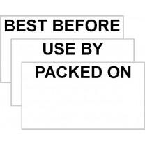 L21 Date Code Labels