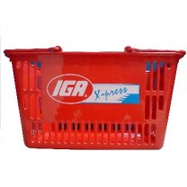 Shopping Basket - IGA Xpress