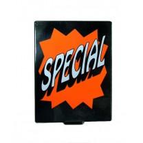 large Special Starburst Ticket