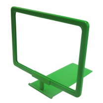 A5 Horizontal Frame with Insert Plate - Green (10)