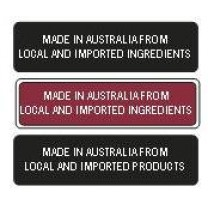 Promo Toppers - Made in Australia