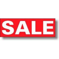 POSTER - SALE 750 x 250 mm