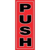 Sign - Push