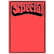 Fluoro Special Sticker