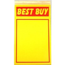 Stick-A-Ticket - Best Buy Box