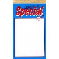Stick-A-Ticket - Special Stars