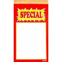 Stick-A-Ticket - Special Starburst