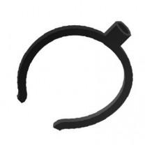 Circular Clip Size 2 - Black